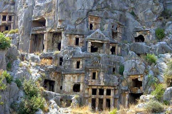 Daily Demre Myra Kekova  Antalya Daily Tours  Antalya ...